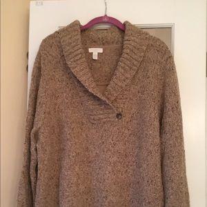 Charter Club Sweater size 3X